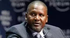 Dangote Bags 'Malaria No More' Award (Photos & Video)
